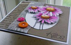 Handmade card  Thank you teacher