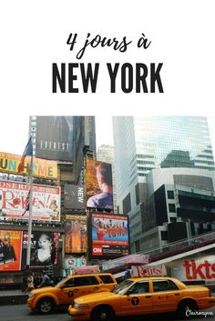 C'est parti pour un court séjour à New York avant de prendre le bus pour le Canada ! Avec une chambre chez l'habitant proche de Time Square, j'ai parcouru la plupart de l'île de Manhattan à pieds !! Dans l'article, je vous raconte le planning de 4 jours à New York, (le 5ème fut la journée repos et shopping) et un bilan budget !
