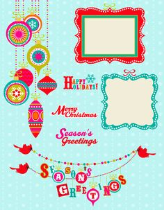 Seasons Greetings Frame Vectorhttp://7428.net/2013/08/seasons-greetings-frame-vector.html