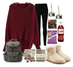 """""""Black Fridayyy"""" by a-dance02 ❤ liked on Polyvore featuring мода, Max Studio, Jack Spade, Candie's, UGG Australia и Betsey Johnson"""
