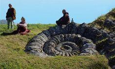 Memoire Pierres Ammonite