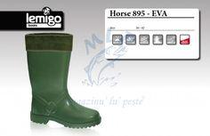 Doar 84 Lei Lemigo - Cizme Dama EVA -30° Horse 895