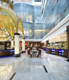 Le Meridien Coimbatore—Latest Recipe Restaurant
