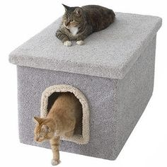 Hide A Cat Litter Box