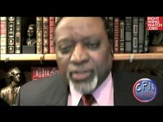 "Alan Keyes Says Obama is Working with Terrorists to Create a State of ""Totalitarian Tyranny"""