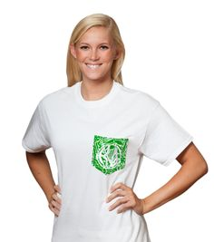 Kappa Delta Lilly Pocket Frocket. #KD  www.sassysorority.com
