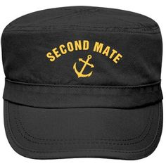 Second mate cap
