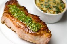 Receita de Lombo de Porco com Molho de Hortelã , Delicioso e fácil de fazer! Aprenda a Receita!