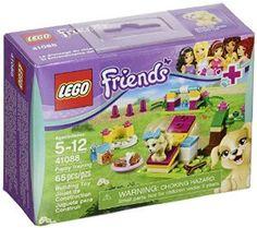 LEGO Friends 41088 Puppy Training -   - http://www.toyrange.com/toys-games/building-toys/lego-friends-41088-puppy-training-com/