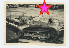 Foto Panzer Regiment 11 Polen Feldzug zerstörter panzer tank beute 30,5,15 2 | eBay
