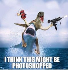 Dinoshark+sharknado+expendables= most epic movie ever DINOSHARKNAMI : part deux