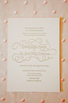 Sonoma Wedding from Tinywater Photography + A Savvy Event Wedding Stationery Inspiration, Wedding Stationary, Wedding Inspiration, Wedding Ideas, Invitation Paper, Elegant Invitations, Wedding Invitations, Invitation Ideas, Wedding Images