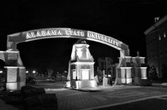 entrance alabama state university | montgomery