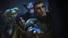 New Clips and Images to Get You Ready for the Premiere of Star Wars Rebels Season 2