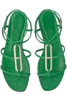 HERMÈS green