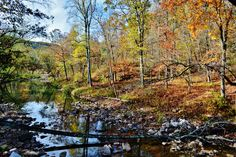 Devils Den, Fall, Colors, Streams, Photos, Photography, Digital Download by LittleMomentsPhotos on Etsy