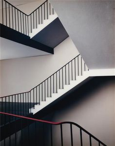 Staircase railings handrail - simple