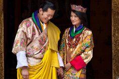 Royalty of Bhutan getting married