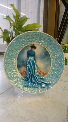 Декоративная посуда ручной работы. Ярмарка Мастеров - ручная работа. Купить…