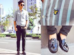 One of those sunny days. Mens Fashion, Daily Fashion, Fashion Trends, Sunny Days, Cole Haan, Casual Wear, Sunnies, Style Me, Carpe Diem