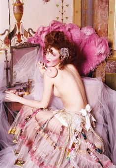 Marie Antoinette by Ellen Von Unverth