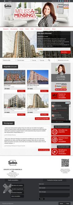 Mélissa Mensing - courtier immobilier #SUTTON #Aliquando #immobilier #vendre #acheter #maison #habitation - http://melissamensing.ca/