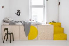 5 custom made plywood bed ideas to steal - Petit & Small