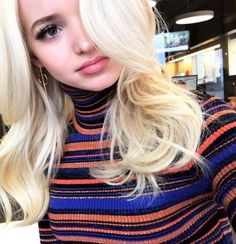 Dove Cameron stealing the spotlight in our Full Circle Earrings