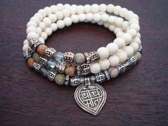 Women's Stress Relieving Mala