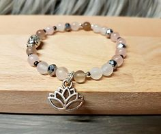 Lotus, Shops, Beaded Bracelets, Etsy Shop, Vintage, Men, Jewelry, Fashion, Rhinestones