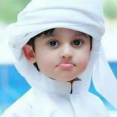 Cute Baby Boy Photos, Cute Boy Pic, Cute Little Baby Girl, Cute Kids Pics, Arab Babies, Muslim Baby Names, Baby Hijab, Cute Babies Photography, Cute Baby Wallpaper