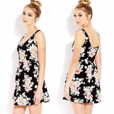 F21 Neoprene Scuba Back Skater Dress I love this dress because it's made out of neoprene! But because of that material, it has minor pilling around the dress. It's still really comfy and nice. Pilling example is pictured Forever 21 Dresses