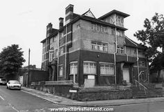 Hillsborough Boys Club (formerly Soldier's Home), No. 393, Langsett Road and junction with Hammerton Road