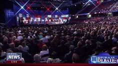 FIRST REPUBLICAN DEBATE HIGHLIGHTS 2015    A Bad Lip Reading of The Republican Debate