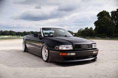 foto van Bagged Audi Cabrio by Vitek. Audi A8, Audi Quattro, Audi Australia, Audi Convertible, Vans Bags, Volkswagen Group, Audi Sport, All Cars, Car Car