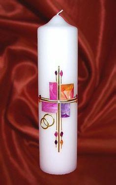 Hochzeitskerze Wedding candle
