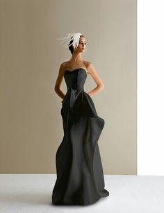 Black dress beautiful