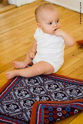 Ravelry: Sleepy Monkey Blanket pattern by Mary Ann Stephens