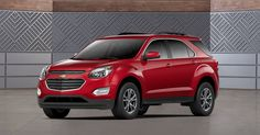 What's better than two deals in one? Starting the new year off in a 2017 Equinox at Chevrolet Cadillac of Santa Fe. www.chevroletofsantafe.com