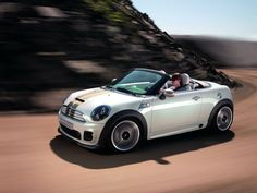 Mini Roadster Concept 2009 images - Free pictures of Mini Roadster Concept 2009 for your desktop. HD wallpaper for backgrounds Mini Roadster Concept 2009 car tuning Mini Roadster Concept 2009 and concept car Mini Roadster Concept 2009 wallpapers. Dirt Track Racing, Drag Racing, Mini Cooper Cabriolet, Mini Cabrio, 2011 Mini Cooper, Volkswagen, Automobile, Traction Avant, Mini Cooper Convertible