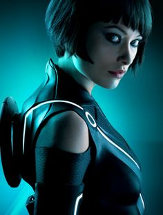 Quorra from Tron Legacy