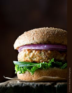 An easy recipe for a flavorful raspberry habanero jam-glazed chicken burger that is spicy, sweet, fruity, savory, hardy and delicate all at once