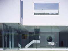 Esher House RIBA Award Winner 2006 BD Architect of the Year Award 2005 - One-off Dwelling Category Winner: Best Residential Design - Daily Telegraph Home Building and Renovation Award, 2005 Read more. Countries Around The World, Around The Worlds, Famous Architects, Minimalist Home, Building A House, Minimalism, Award Winner, Architecture, Globe