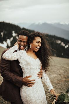 adventurous wedding and lifestyle photographer // capturing the raw and real moments available for travel worldwide Wedding Shoot, Wedding Couples, Elopement Wedding, Cute Black Couples, Bride Photography, Engagement Photography, Engagement Photos, Black Marriage, Elopement Inspiration