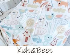 For unique babies-baby blankets, baby bedding. by KidsandBeesBaby Baby Bedding, Unique Baby, Textile Design, My Works, Nursery, Blanket, Handmade Gifts, Fabric, Kids
