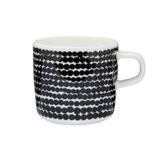 Afbeeldingsresultaat voor servies zwart wit