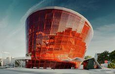 Sala de Conciertos Gran Ámbar| by Volker Giencke | Fotografía: Indrikis Stūrmanis
