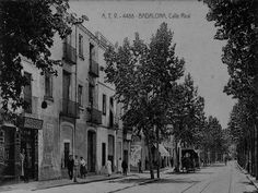 Calle real badalona
