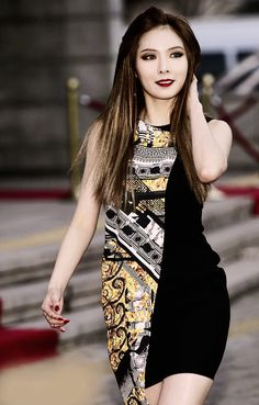HyunA no words to describe how beautiful she is