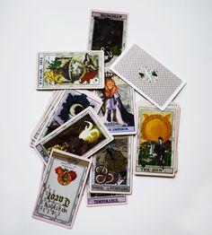 Tarot Cards, Illustrator, London, Unique, Artist, Projects, Blog, Tarot Card Decks, Log Projects